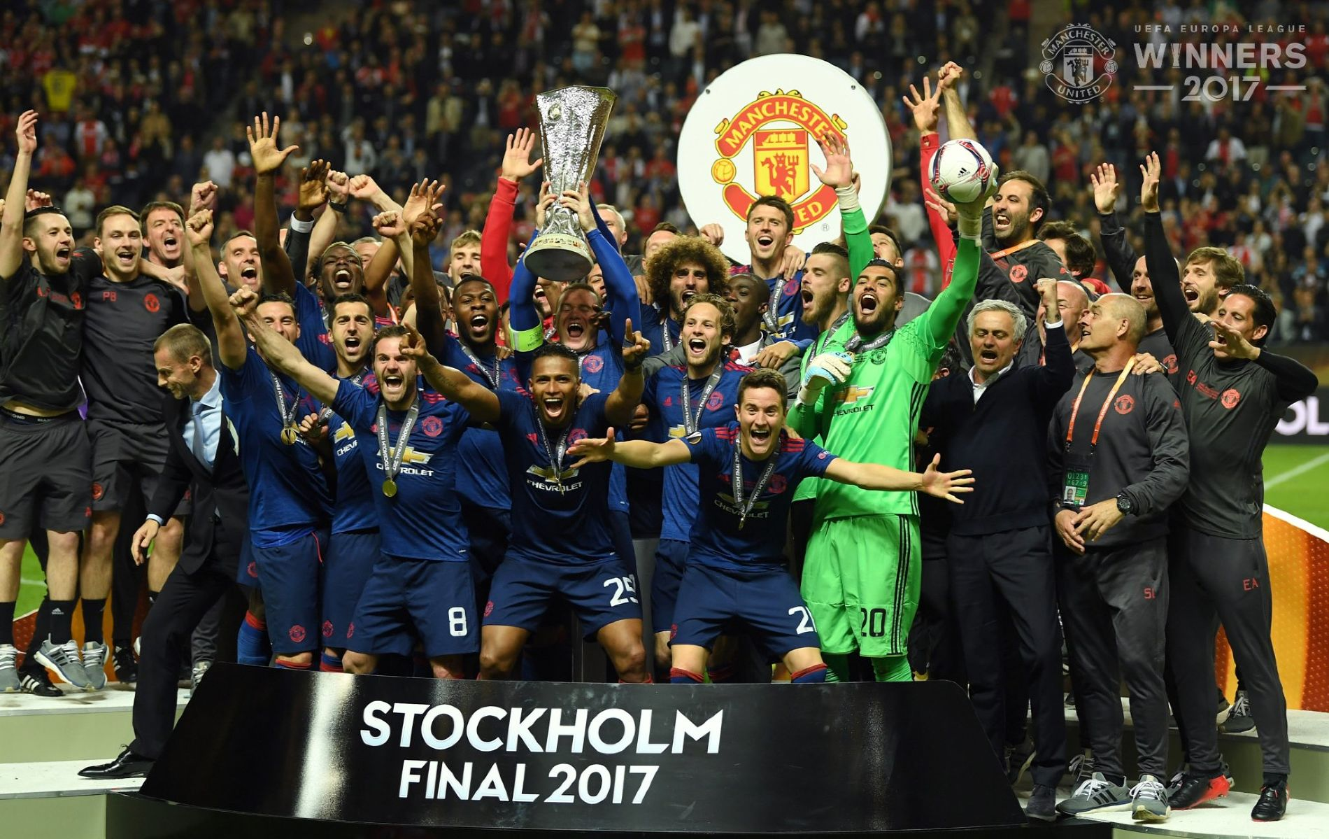 «Манчестер Юнайтед» предсказуемо одержал победу Лигу Европы