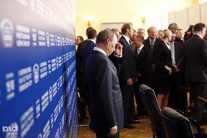 2011 год в фотографиях. Владимир Путин посетил экономический форум в Сочи ©http://www.yuga.ru/photo/886.html