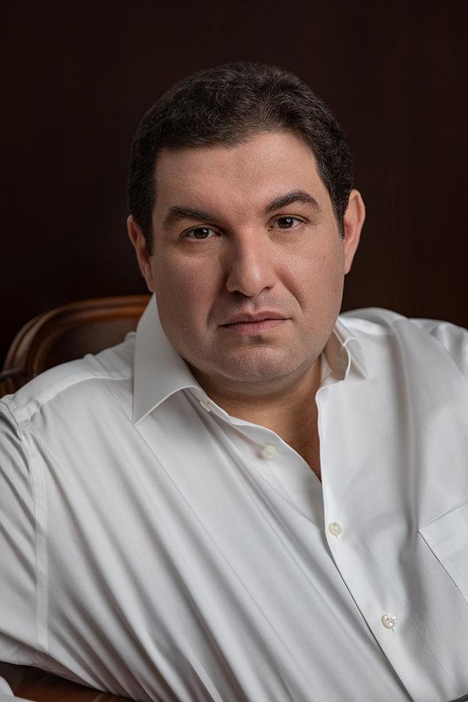 Российский предприниматель Денис Кацыв ©Фото из личного архива