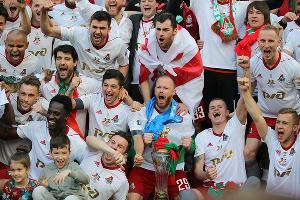 «Локомотив» стал чемпионом России впервые за 14 лет ©Фото пресс-службы РФПЛ