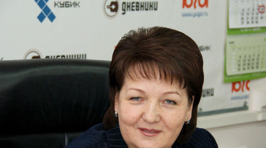 Галина Золина ©Фото Юга.ру