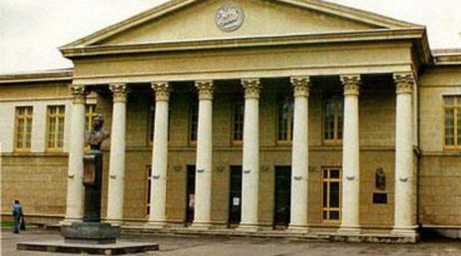 Национальный театр республики Адыгея ©Фото Юга.ру