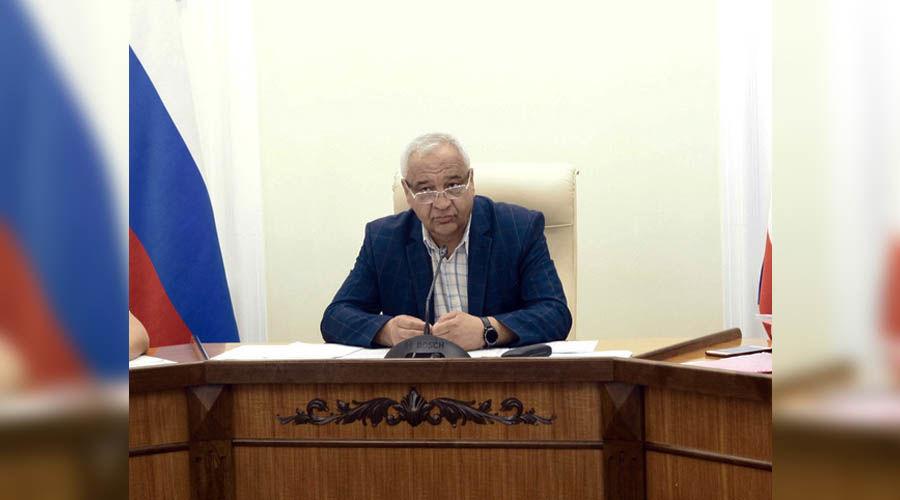 ©Фото пресс-службы министерства ЖКХ Республики Крым