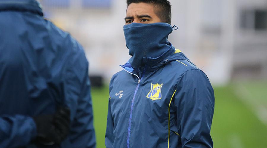 Кристиан Нобоа ©Фото с официального сайта ФК «Ростов»