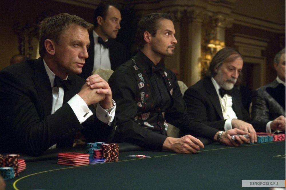 Кадр из фильма «Казино «Рояль», 2006 год, реж. Мартин Кэмпбелл