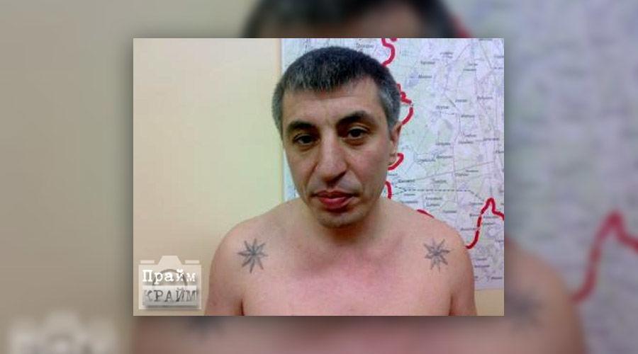 Коба Краснодарский ©Скриншот из видео ИА «Прайм Крайм» primecrime.ru