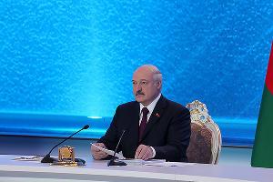 Александр Лукашенко ©Фото пресс-службы президента Республики Беларусь