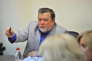 Вячеслав Смеюха ©Фото с сайта Союза журналистов Краснодарского края, s-kub.ru