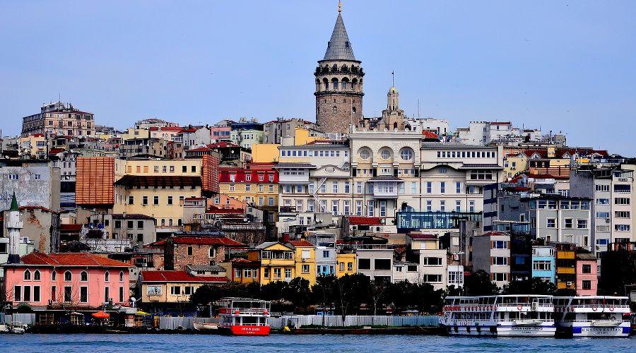 Стамбул ©Фото с сайта pixabay.com