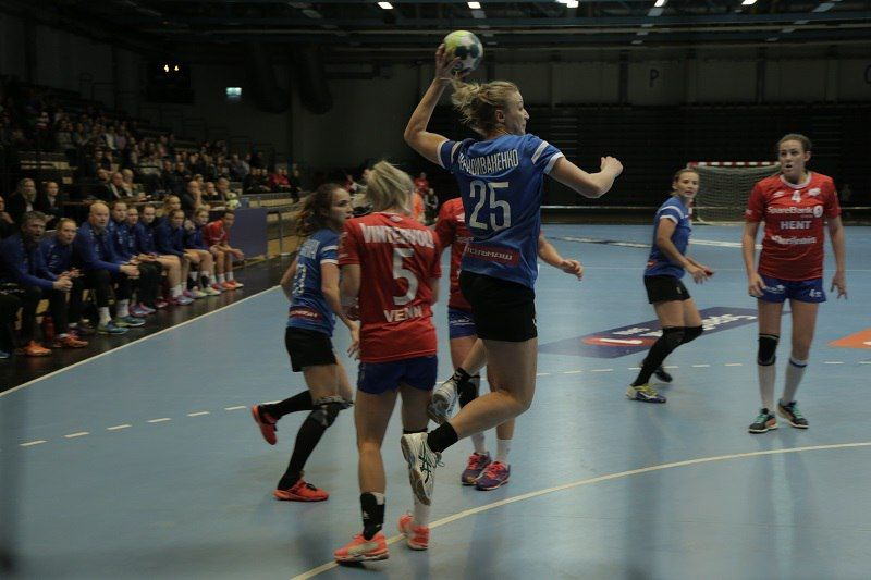 ГК «Ростов-Дон» проиграл команде «Биасен» вНорвегии