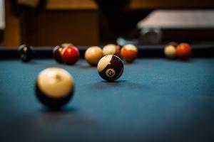 Бильярдный клуб ©Фото с сайта pixabay.com