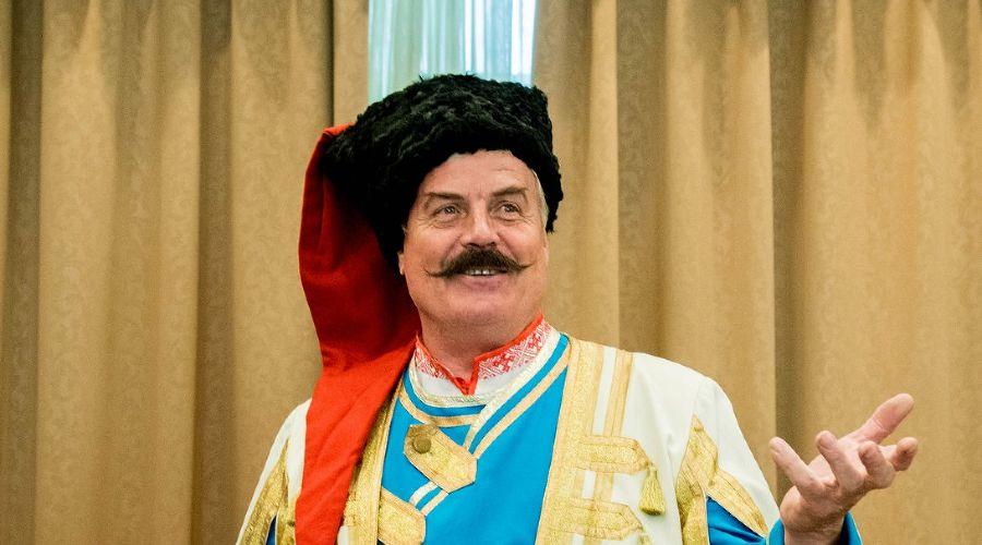 Валерий Медведев ©Фото пресс-службы Кубанского казачьего хора vk.com/kubancossackschoir
