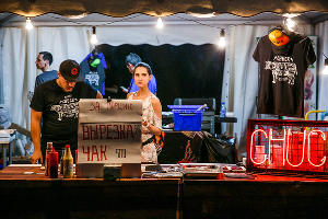 Фестиваль «Стереопикник» в Краснодаре ©Фото Михаила Чекалова, Юга.ру