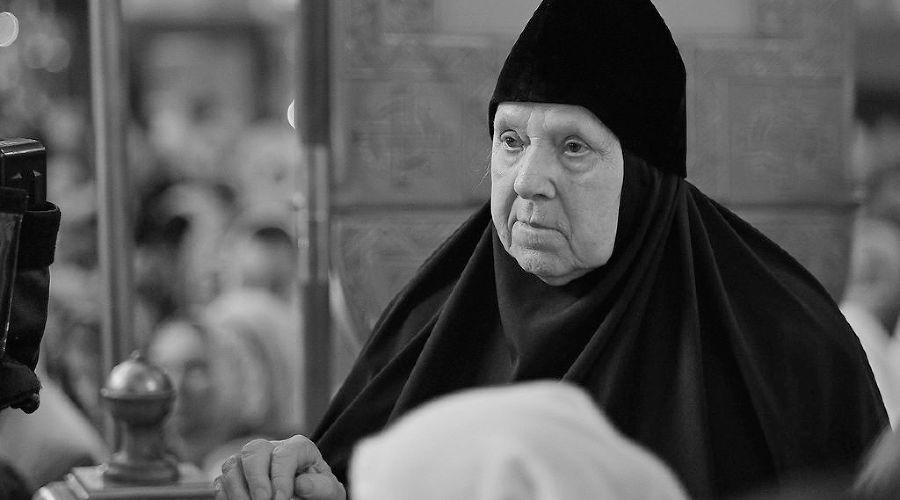 Монахиня Мария (Кириченко) ©Фото пресс-службы Кубанской митрополии