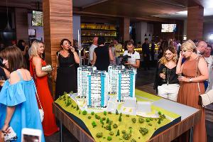 Презентация нового жилого комплекса «Форт Адмирал» в Туапсе от СК «ЮгСтройИмпериал» ©Фото Елены Синеок, Юга.ру