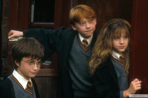 Кадр из фильма «Гарри Поттер и философский камень» ©Фото с сайта kinopoisk.ru
