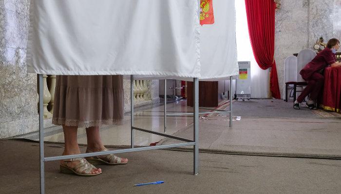 Выборы-2021 в Краснодарском крае