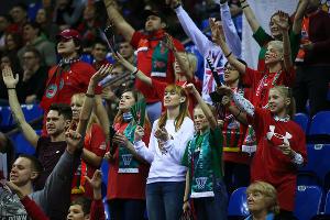 «Локомотив-Кубань» выиграл Кубок России по баскетболу ©Фото Елены Синеок, Юга.ру