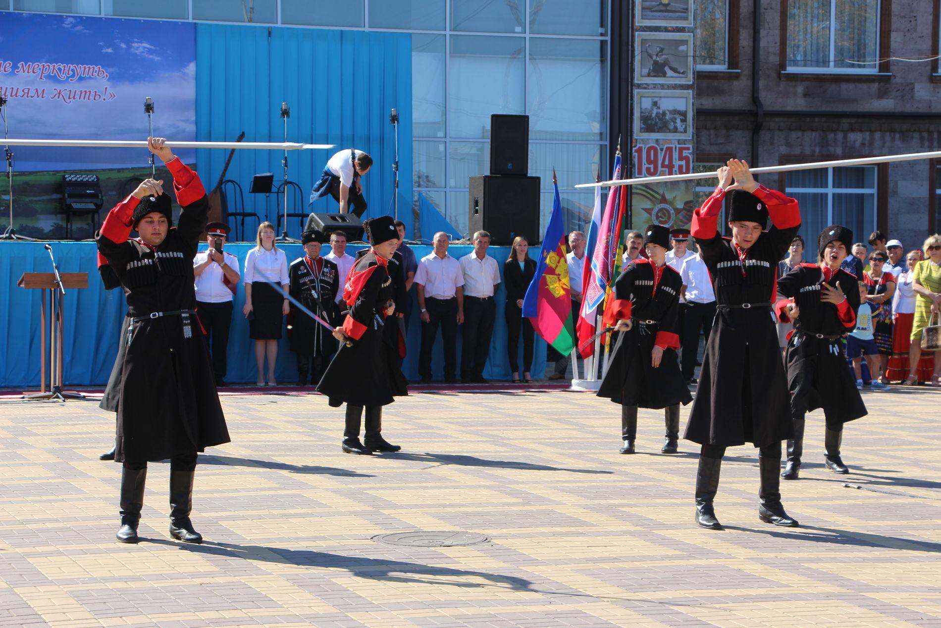 Гречишкинские поминовения ©Фото пресс-службы Тбилисского района