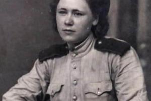 Макуха Мария Лаврентьевна ©Фото из семейного архива
