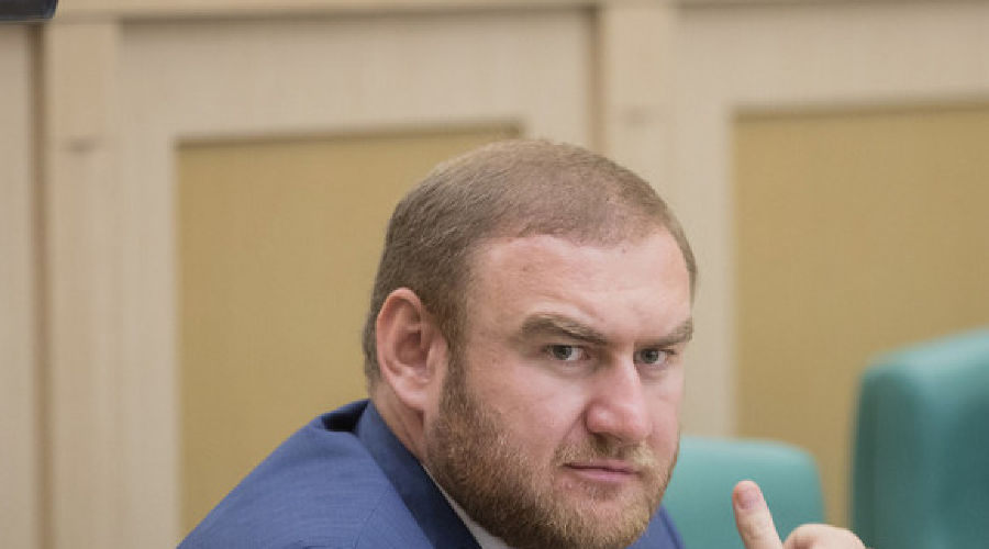 Рауф Арашуков  ©Фото пресс-службы СК РФ