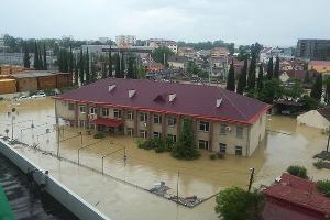 Наводнение в Сочи 25 июня 2015 года. Кудепста ©http://www.blogsochi.ru