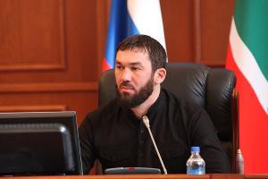 Магомед Даудов ©Фото с официального сайта парламента Чеченской Республики, parlamentchr.ru