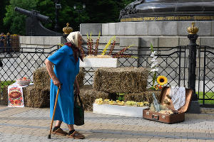 Выставка-ярмарка кубанских народных промыслов, ремесел и сельского туризма «АгроТУР» ©Фото Елены Синеок, Юга.ру