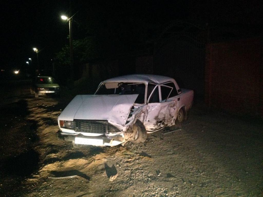 ВКраснодаре нетрезвый шофёр иномарки устроил ДТП: есть пострадавшие