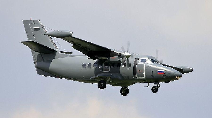 Самолет L-410 ©Фото Александра Медведева, wikimedia.org