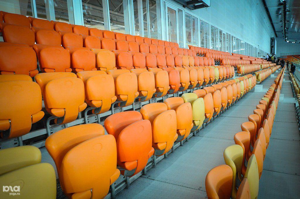 «Адлер-Арена» ©Фото Елены Синеок, Юга.ру
