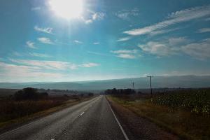 Отрадненский район. Дорога в горы ©Фото Евгения Мельченко, Юга.ру