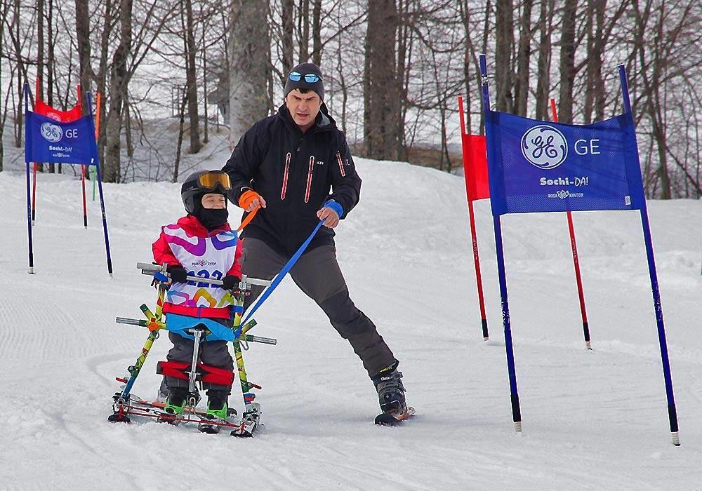 Тренер детей-инвалидов: нас выгнали скурорта «Роза Хутор»