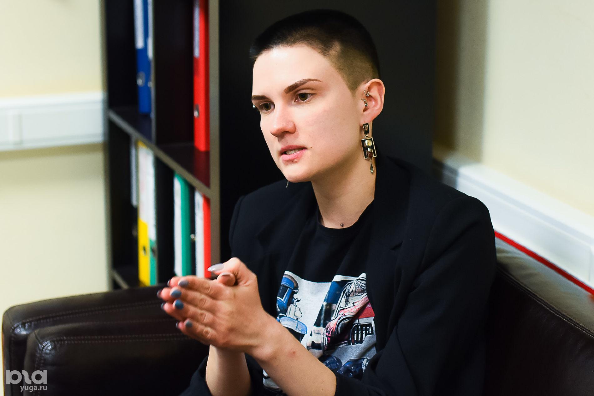 Юлия Федотова ©Фото Елены Синеок, Юга.ру