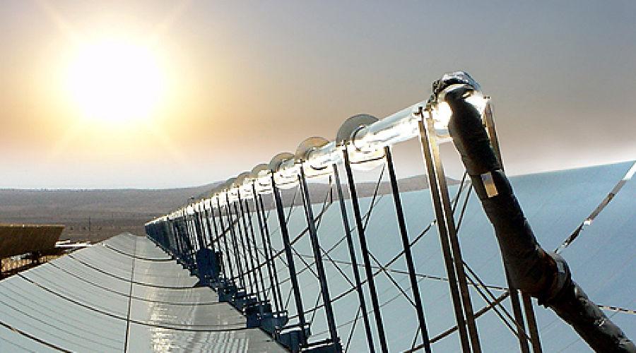 Солнечная электростанция ©Фото Юга.ру