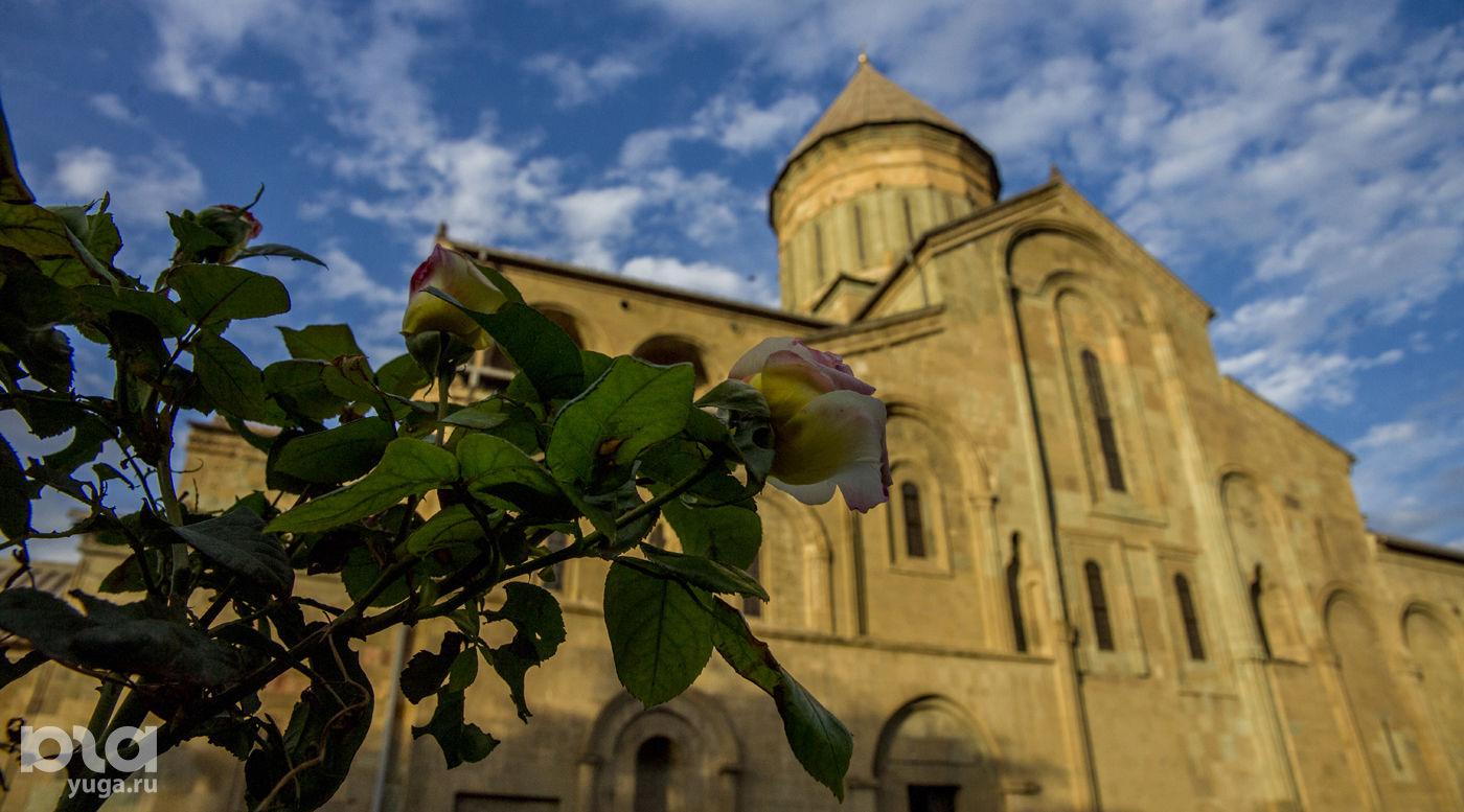 На автомобиле в Грузию. Достопримечательности ©Фото Евгения Мельченко, Юга.ру