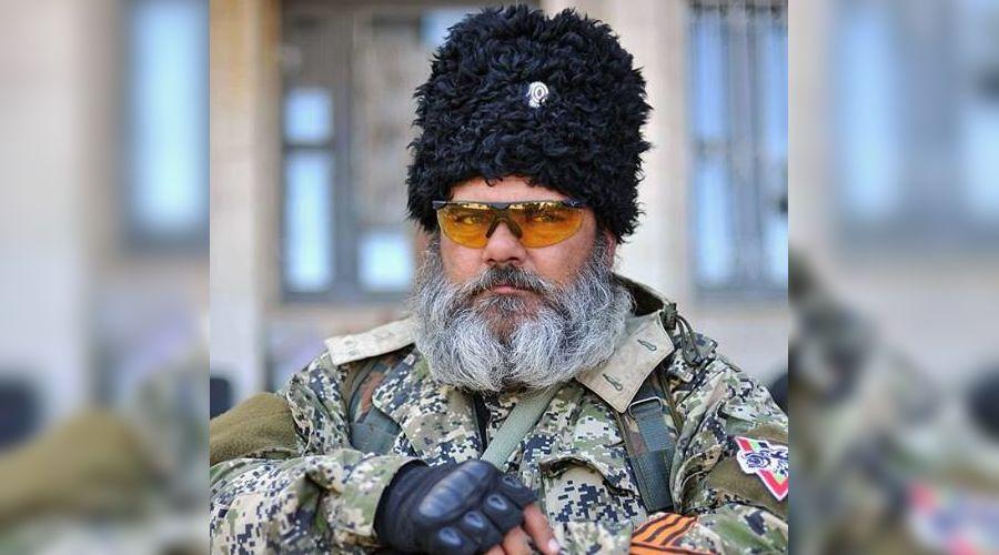 Кубанский казак Александр Можаев (Бабай) ©Фото Юга.ру