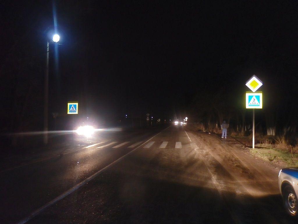 ВГулькевичах сбивший пешехода шофёр сам попал под колеса машины