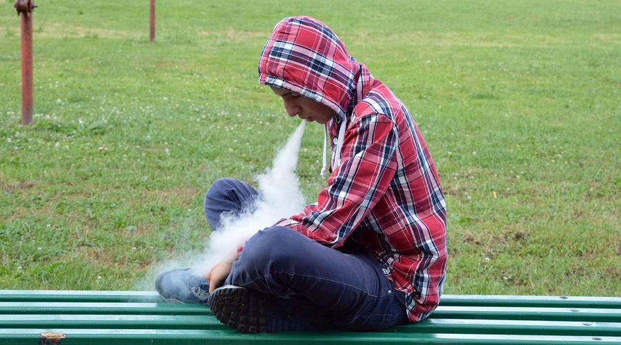 Медсотрудники сообщили, что курение вейпов вредит сердцу исосудам