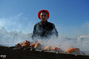 """""""Кубанская ярмарка"""" в Краснодаре ©Фото Елены Синеок, Юга.ру"""