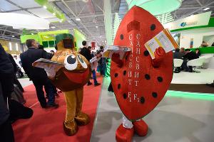Международная агропромышленная выставка «ЮГАГРО» в Краснодаре ©Елена Синеок, Юга.ру