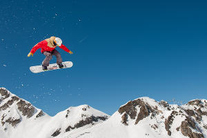 Сноубордический фестиваль Quiksilver New Star Camp в Сочи ©Фото Нины Зотиной, Юга.ру