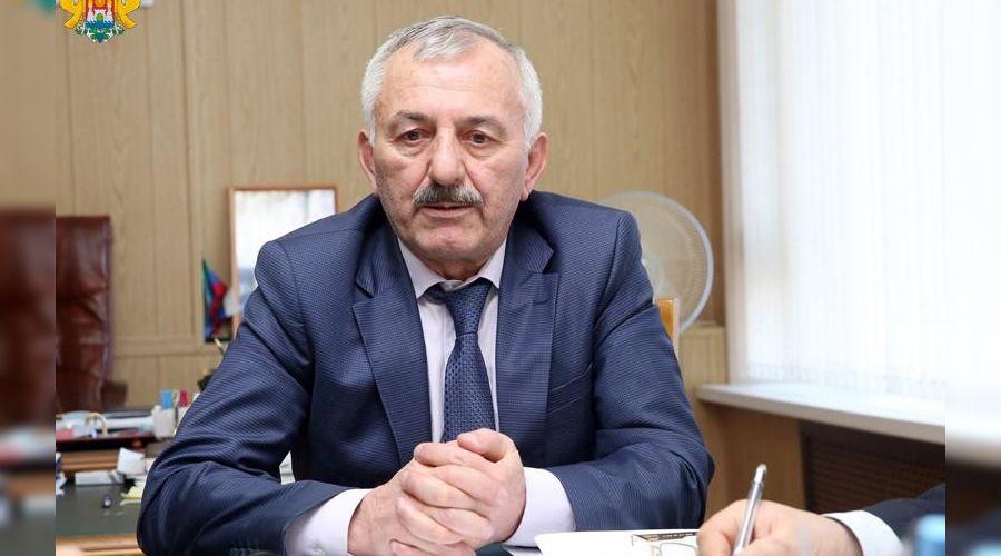 Абусупьян Гасанов ©Фото пресс-службы администрации Махачкалы