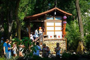 Тематический архитектурный парк в поселке Кабардинка ©Влад Александров, ЮГА.ру