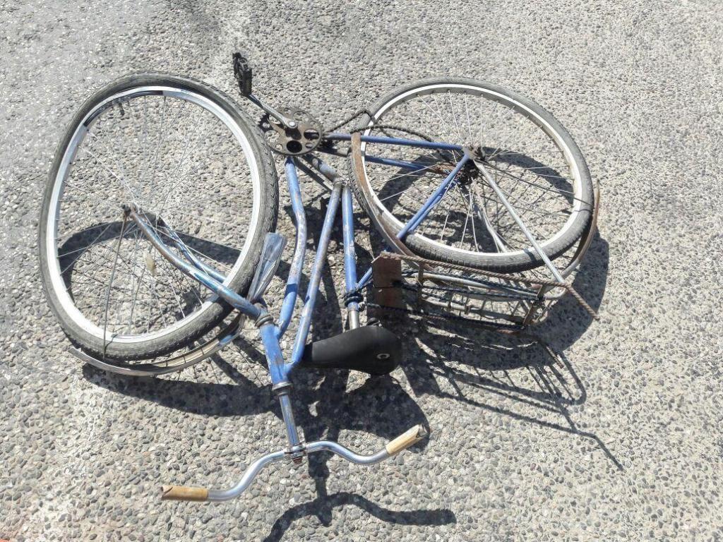 В итоге ДТП наСтаврополье скончался велосипедист