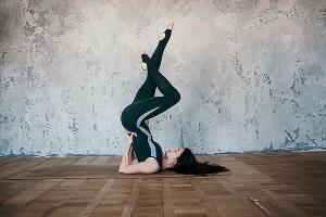 Одежда для йоги, которую создает Юлия ©Фото предоставлено Юлией Барановой