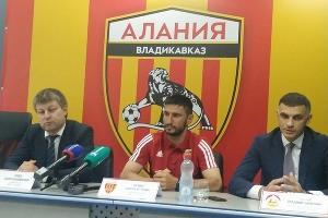 Даниил Гуриев, Спартак Гогниев и Владимир Габулов ©Фото со страницы instagram.com/news_vladikavkaz