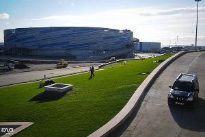 """Ледовая арена """"Шайба"""" ©Елена Синеок, ЮГА.ру"""