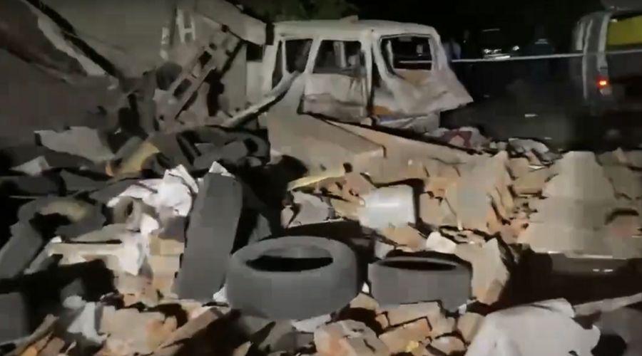 ©Кадр из оперативного видео СУ СК РФ по Краснодарскому краю