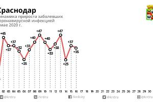 ©Диаграмма администрации Краснодара